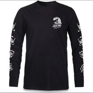 Dakine Long Sleeve Shirt Size Small